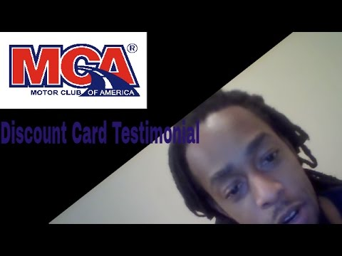 MCA Dental Discount Card Testimonial