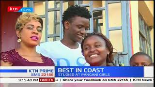 Emily Mwatate was the 8th best student in Kenya is from the Coast