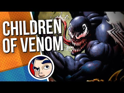 "Venom ""Children of Venom"" Absolute Carnage Tie In 