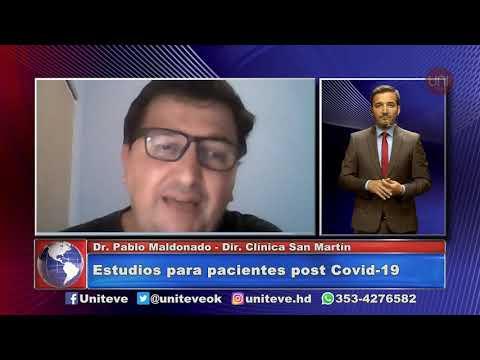 Estudios para pacientes post Covid-19