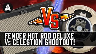 Is It Worth Upgrading the Speaker on your Fender Hot Rod Deluxe?