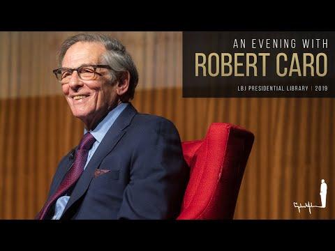 An Evening with Robert Caro
