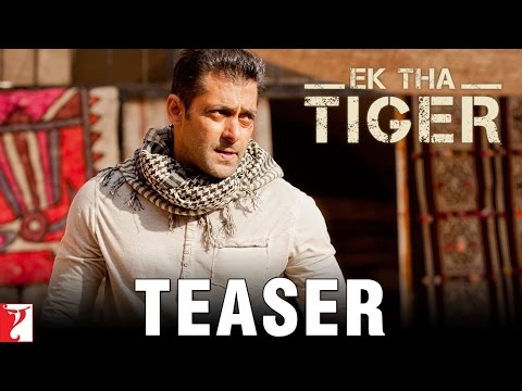 Ek Tha Tiger Teaser
