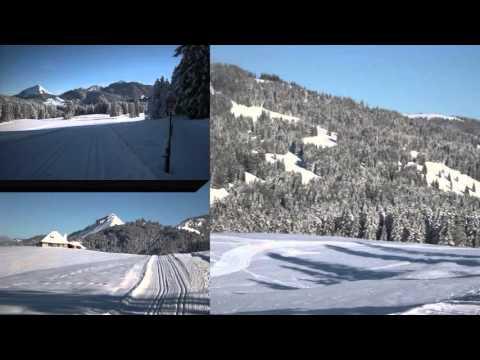 Ski aux Pléiades