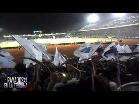 """""""Negro josé - La Adiccion ¡Final Rayados vs Santos 2013!"""" Barra: La Adicción • Club: Monterrey"""