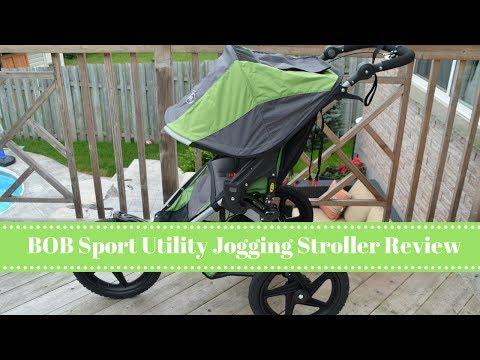 2016 BOB Sport Utility Jogging Stroller Review