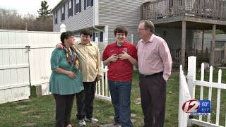 Pawtucket couple shares how they transitioned autistic sons into adulthood