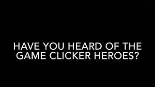 JOIN MY CLAN IN CLICKER HEROES!!