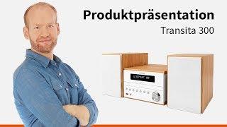 Transita 300 | Micro-System mit Bluetooth und USB. | Nordmende