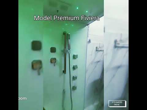 Steam Bath Shower Room