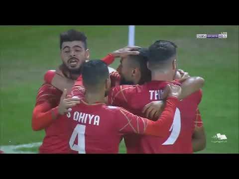 Ирак - Бахрейн 2:2. Видеообзор матча 05.12.2019. Видео голов и опасных моментов игры