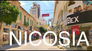 Nicosia / Lefkosia, Cyprus - the Last Divided City in Europe - Tourist Attractions