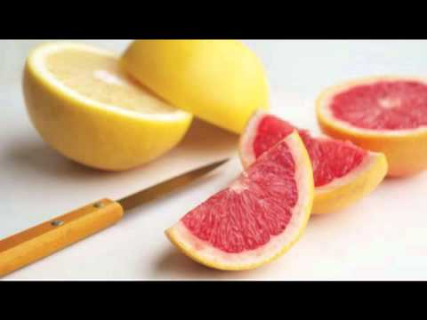 Video Grapefruit and its health benefits