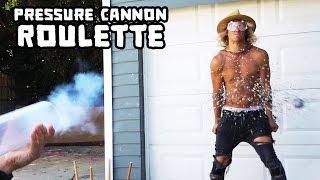 Pressure Cannon Roulette!