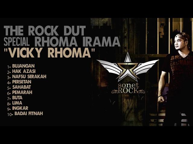 RockDut Spesial Karya Rhoma Irama Vicky Rhoma 2