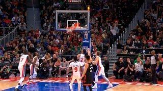 Jeremy Lin Highlights - Raptors at Pistons 3/17/19