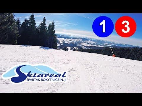 Rokytnice nad Jizerou: Turistická - Slalomák  - © Skiareál Rokytnice nad Jizerou