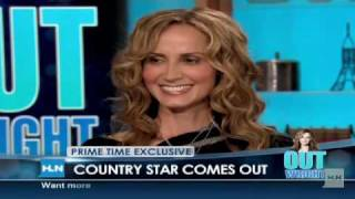 !!COUNTRY STAR 'CHELY WRIGHT' 'I'M GAY'!!