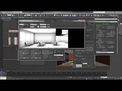 Ambient Occlusion Pass - 3DS Max