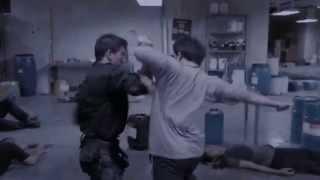 16 минут насилия (бои из фильма Рейд: Возмездие)