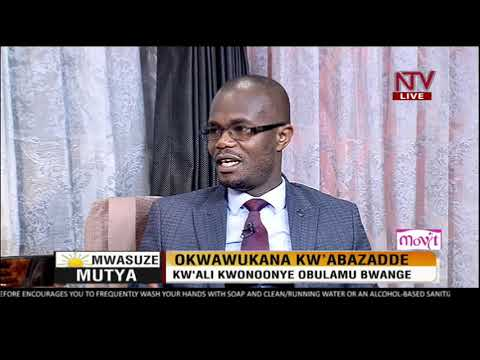 Mwasuze Mutya: Okwawukana kwabazadde kwankosa nnyo