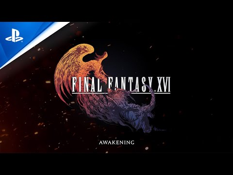 Final Fantasy XVI anunciado para PS5