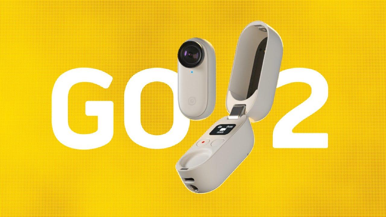 Панорамная камера Insta360 GO2 CING2XX/A video preview