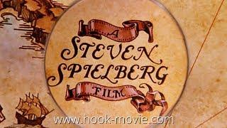 Hook (1991) -  RARE Teaser Trailer -