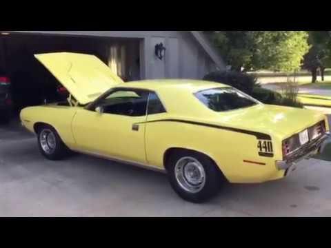 Video of '70 Barracuda - LGZ8