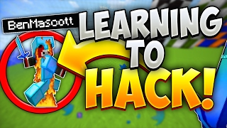 Pro Hacking Youtuber TEACHES Legit Youtuber How to Hack!!