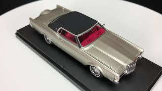 Automodello 1970/1971 Lincoln Continental Mark III