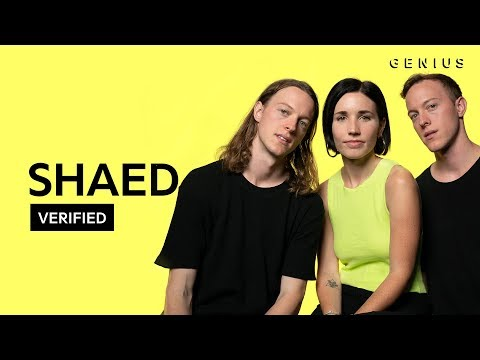 "SHAED ""Trampoline"" Official Lyrics & Meaning 