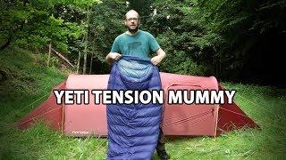 Test af Yeti Tension Mummy sovepose