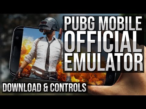 PUBG MOBILE Official Emulator by Tencent Released