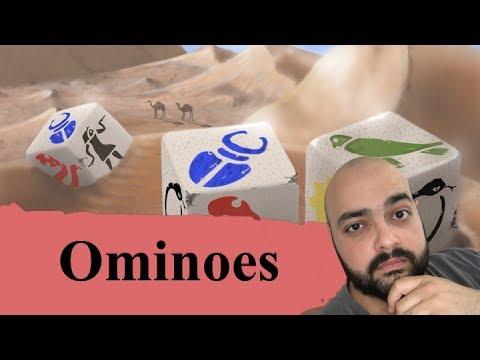 Ominoes Review - with Zee Garcia