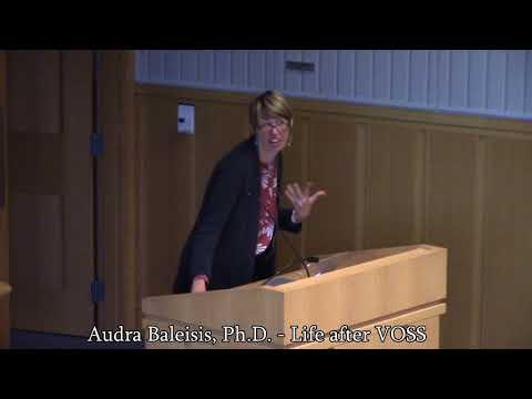 Audra Baleisis: Vatican Observatory Summer School or VOSS
