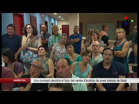 Maià de Montcal decidirà en una comissió el futur del centre de primera acollida de joves tutelats