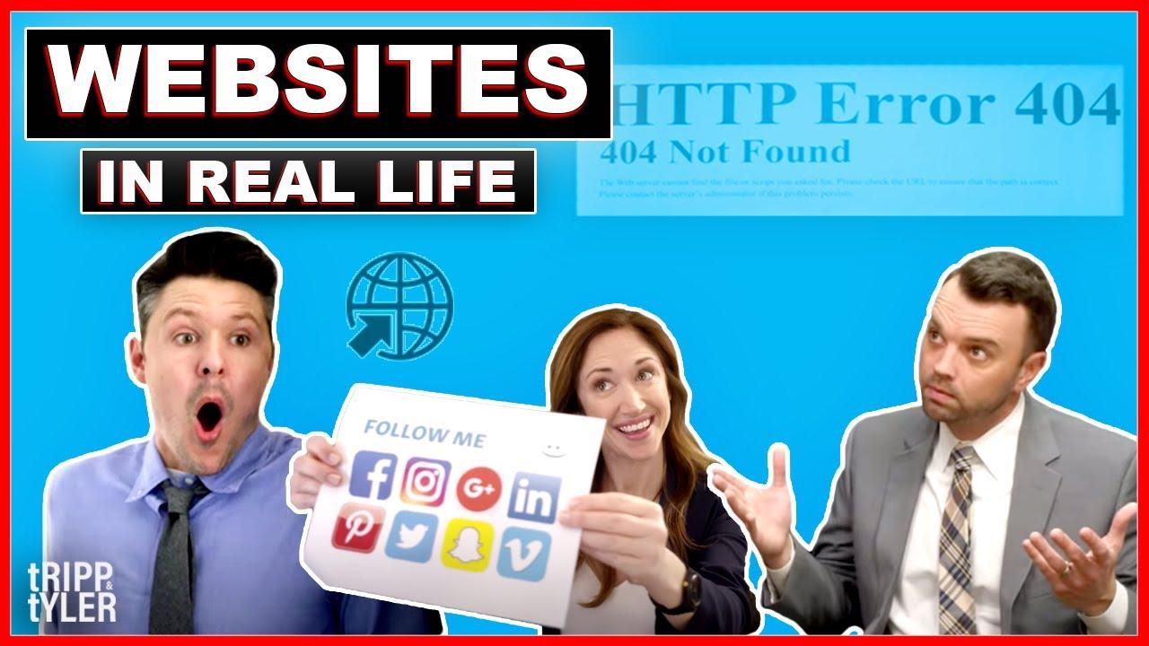 WebSite com vida