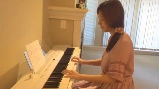 Mindy Gledhill - All About Your Heart (Nie Ver., Piano)