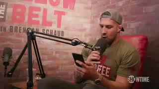 Former mma fighter Brendan Schaub ~Below the belt~ Conejo