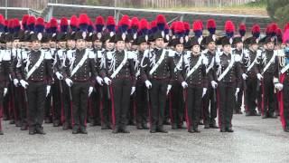 preview picture of video 'Giuramento 129° Corso Allievi Carabinieri - Reggio Calabria 13 aprile 2012'