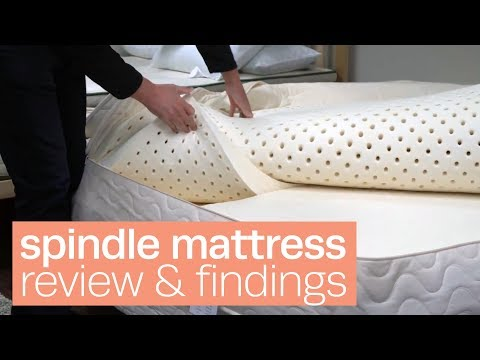 Spindle Mattress Review & Findings l The Natural Latex Mattress