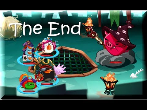 Angry Birds Epic - THE FINAL END  - Angry Birds Mp3