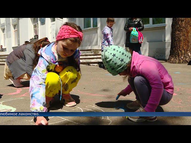 Депутаты Законодательного Собрания региона организовали праздник для школьников