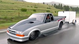 Larry Larson's 3000hp Truck DOMINATES 1200 Mile Race!!!