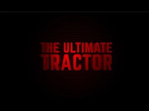 MF 5610 Antarctica2 Special Edition Tractor