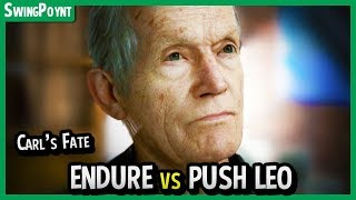 Detroit Become Human - ENDURE vs PUSH LEO - Detroit Become Human Choices Difference Check Gameplay