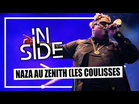 NAZA au Zenith de Paris avec OhMonDieuSalva, Gradur, Keblack, Marwa Loud, Vargass... - OKLM Inside sur Coach Fitness