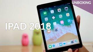 iPad sexta generación (2018), UNBOXING en México