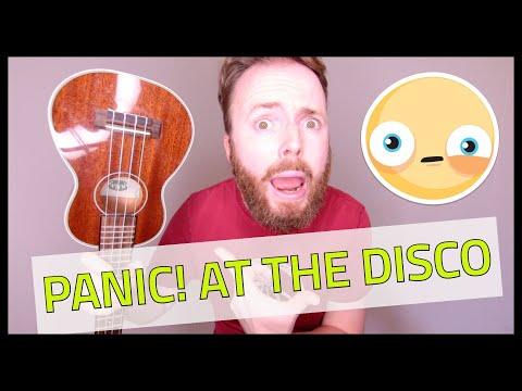 Panic! At The Disco: Say Amen (Saturday Night) [EASY UKULELE TUTORIAL]